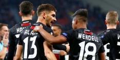 Groep A: Bayer Leverkusen en FC Zürich gaan fier aan kop