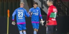 NEC op zoek naar extra doelman na blessure Alblas