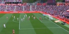 Video: Eibar-doelman blundert, maar komt met de schrik vrij