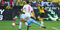 Krankzinnige zege Dortmund op Augsburg, weer winst Schalke