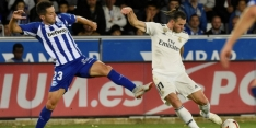 Real scoort weer niet en verliest bij Deportivo Alavés