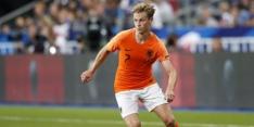 """Müller over Frenkie de Jong: """"Speelt de bal nooit terug"""""""