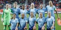 Zwitserland laatste horde voor de Oranje Leeuwinnen