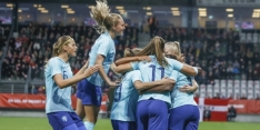 Oranje plaatst zich dankzij Beerensteyn voor finale play-offs