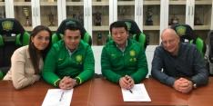 Nederlander Vermeer verlengt contract bij Beijing Guoan