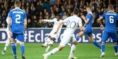 Frankrijk komt goed weg met remise in eigen huis tegen IJsland