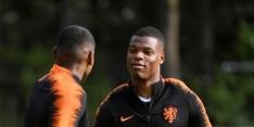Debuut voor PSV'ers Dumfries en Bergwijn, ook De Roon begint