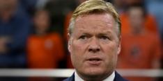 Koeman ziet grote toekomst voor het Nederlands elftal