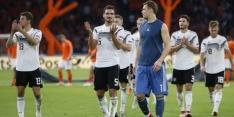 """Grote kritiek op Duitse ploeg: """"Het is respectloos"""""""