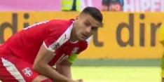 Enorme misser Tadic: Ajacied mikt strafschop over