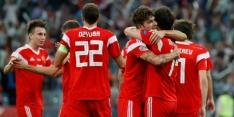 Rusland klopt Turkije, Portugal zegeviert in Schotland