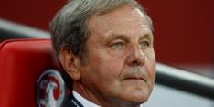 Slowakije-coach is vertrokken omdat spelers op stap gingen