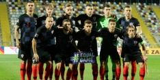 Kroatië klopt Jordanië, Australië wint met PSV'ers in de basis