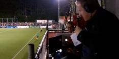 Video: PSV'er kopt monitor van verslaggever aan diggelen
