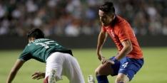 Lozano en Gutiérrez verliezen, Tapia gelijk tegen VS