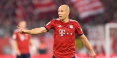 Wisselvallig Bayern met Robben tegen puntloos AEK