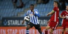 Nieuwe klap Almere City: captain Receveur maandenlang absent