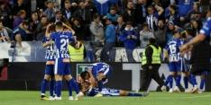 Alavés vestigt clubrecord en wipt over Real Madrid naar plek vier