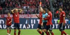 Weghorst scoort, rood voor Robben en Bayern München wint