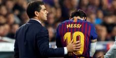 """Barça voorzichtig met Messi: """"Hij zou kunnen spelen"""""""