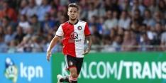 Feyenoord met Verdonk in plaats van Malacia, Bijlow keert terug