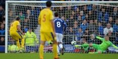 Everton dankt zege op Crystal Palace aan invallers en Pickford