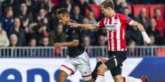 PSV'er Schwaab speelt momenteel met een gebroken hand