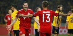 Inspiratieloos Bayern heeft aan één opleving genoeg tegen AEK