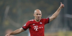 Bayern-trainer geeft Robben en James Rodríguez rust in beker