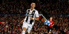 Sterk Juve wint bij terugkeer Ronaldo op Old Trafford