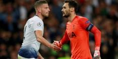 Lloris wil niet dat halve finale eindstation wordt voor Spurs