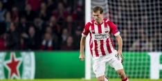 PSV beschikt na twee duels weer over Schwaab
