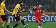 """Robben deels tevreden na zege: """"Hadden slechte fase na rust"""""""