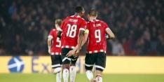 'PSV'er Rosario tekent snel verbeterd en langdurig nieuw contract'