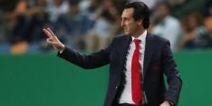 """Emery verdedigt de uitgefloten wissel: """"Ik begrijp de supporters"""""""