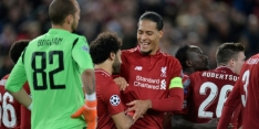 Van Dijk ziet ploegmaat Robertson snel Liverpool-captain worden