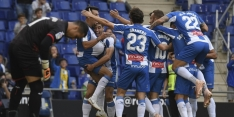 Late goal kost Espanyol koppostitie in Spanje