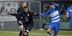 """Namli bedankt PEC Zwolle: """"Ik heb er een hele fijne tijd gehad"""""""