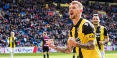 Van der Werff verlaat Vitesse, Linssen solliciteert naar transfer