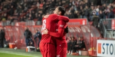 FC Twente en Roda JC spelen matig, maar winnen wel