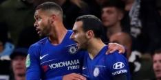 Chelsea zegeviert na knotsgekke helft, Spurs winnen burenruzie