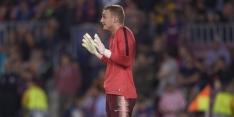 B-keus Barça met Cillessen zonder centje pijn door