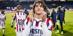 Willem II zwaait tweetal uit; Emmen kan opties niet lichten
