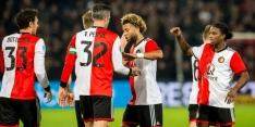 Gisteren gemist: Feyenoord en Fortuna door, Rafinha door het stof