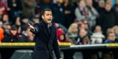 Feyenoord start met Malacia, Toornstra en Botteghin