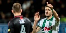FC Groningen bevestigt transfer Chabot naar Sampdoria