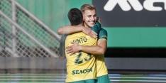 'NAC Breda hoopt op spitsen Stokkers en Filipovic'