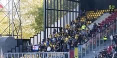 Vooronderzoek naar fans bij Limburgse derby, Dordrecht gestraft