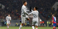 Met Kluivert in de basis klopt AS Roma CSKA Moskou
