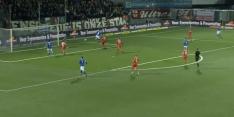 Video: Beltrame zet FC Twente op achterstand met wereldgoal